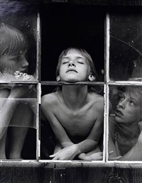 christina, misty dawn & alisa, northern california by jock sturges