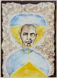 against time by francesco clemente
