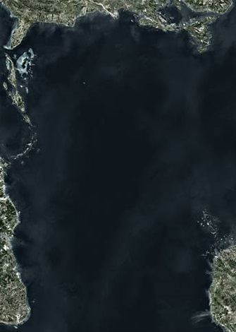 ocean vi by andreas gursky