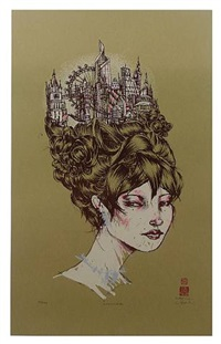 london girl by david choe