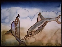 amalfi by francesco clemente
