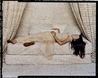 altered appropriation photography by lalla essaydi