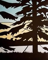 twilight 1 by alex katz
