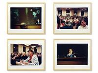 seminar lectures - pierre bordieu, recherches récentes by rainer ganahl