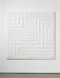 superficie bianci by enrico castellani