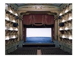 teatro nacional de sao carlos lisboa v by candida höfer