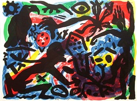 situation now, california by a.r. penck