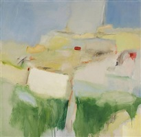 untitled abstraction by jane freilicher