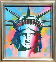 liberty by peter max