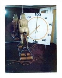 stress test, paris by helmut newton
