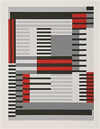 connections/1925/1983 by anni albers