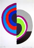 rythme by sonia delaunay-terk