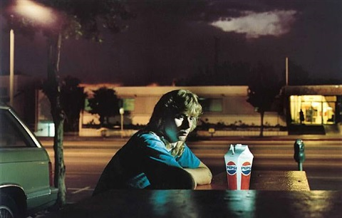 brent booth; 21 years old; des moines, iowa; $30 by philip-lorca dicorcia