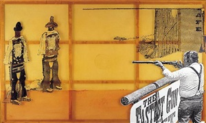 fastest gun in the west by sigmar polke