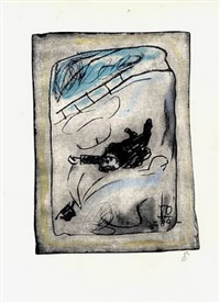 and his hat rolled clean away by billy childish