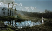 third front - temptation 6, pond by chen jiagang
