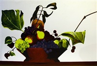 the first still life in art history (after caravaggio) by ana mercedes hoyos