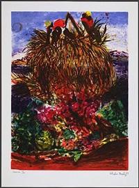 erotic fruitos by malcolm morley