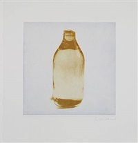 untitled 01, from twelve objects, twelve etchings by rachel whiteread
