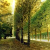 10-97-7c-10 parc de sceaux, france by lynn geesaman