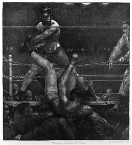 master american prints by george wesley bellows