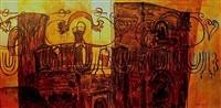 studios monastery by meral agar