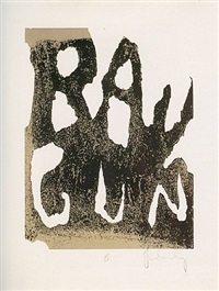 ray gun by claes oldenburg
