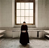the kitchen v - homage to st. therese by marina abramović