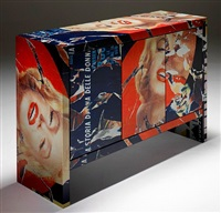 marilyn credenza by mimmo rotella