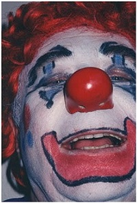 the clown by terry richardson