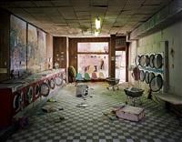 laundromat by lori nix