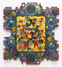 laki tanpa gigi yang warna by ashley bickerton