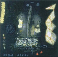 intelligence of a 3 yr. old by squeak carnwath