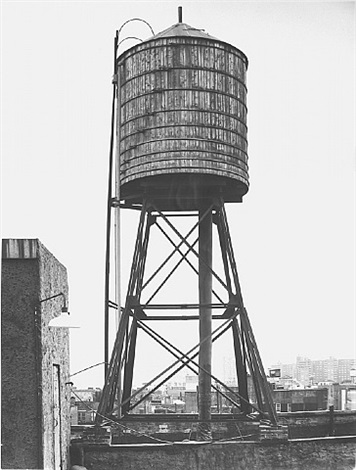 water tower, new york city: grand / mulberry st. by bernd and hilla becher