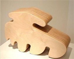 shape by allan mccollum