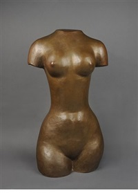 torso by william zorach