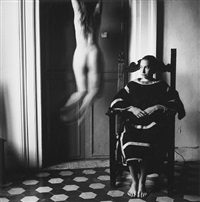untitled, rome, italy (1.132) by francesca woodman