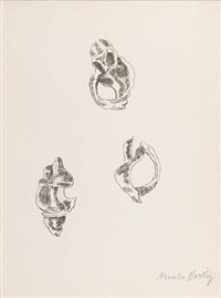 three shells by marsden hartley