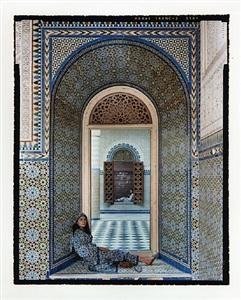 harem #14 by lalla essaydi