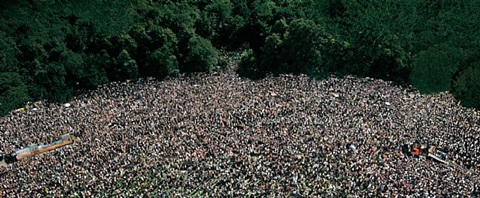 love parade by andreas gursky