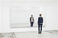mirror wall by jeppe hein
