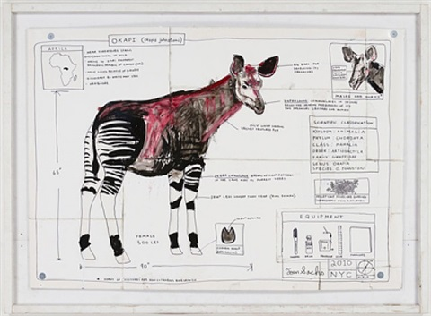 okapi by tom sachs