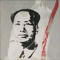 mao by richard pettibone