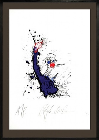 lost chapter (hunter s. thompson) by ralph idris steadman