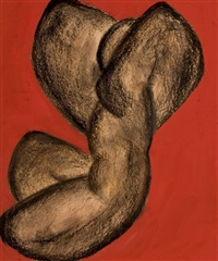 the dancer by richard pousette-dart