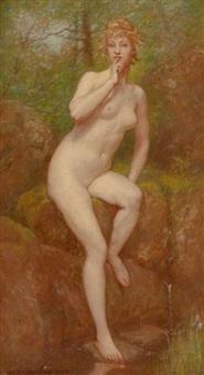the stream's secret by kenyon c. cox