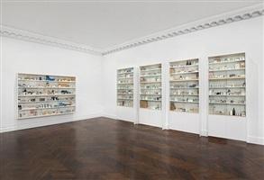 installation view by damien hirst