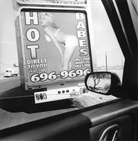 las vegas, nevada by lee friedlander