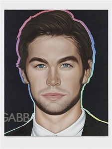 chace crawford by richard phillips