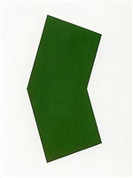 green by ellsworth kelly